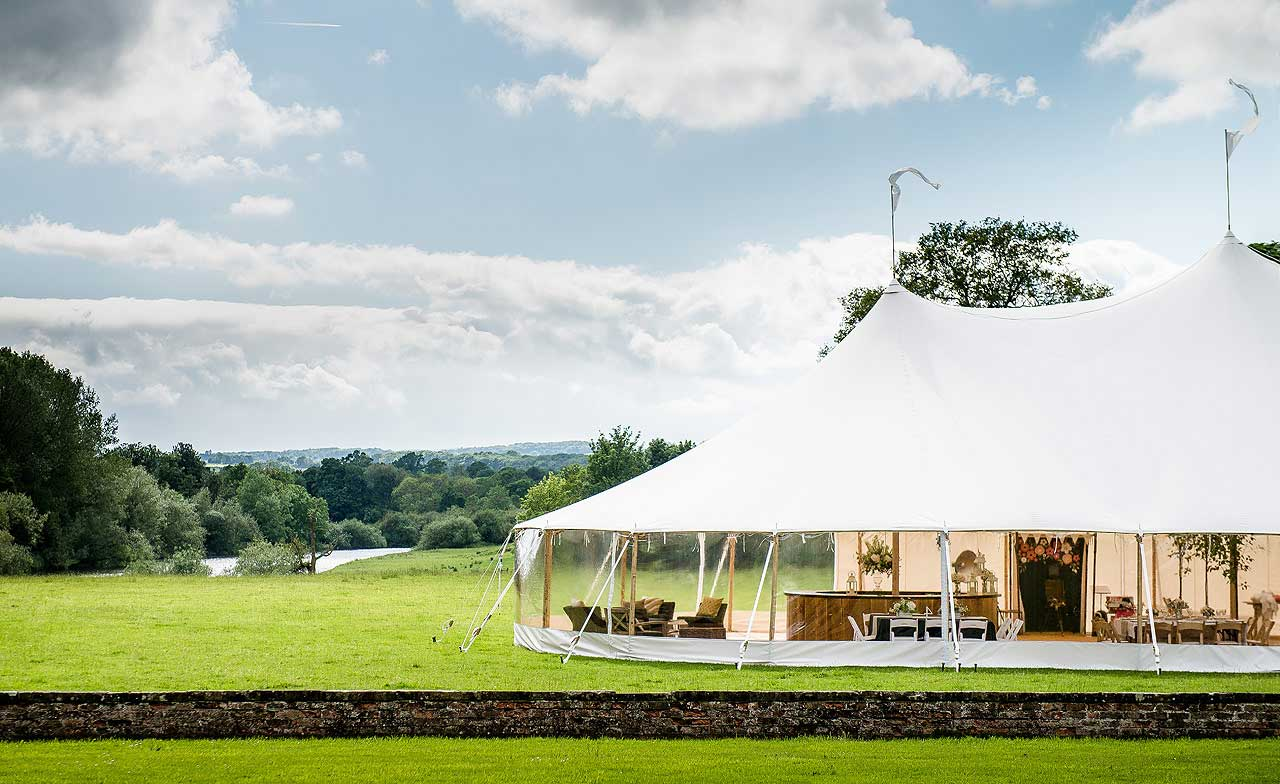 Find the marquee, tipi or alternative tent that's best for you